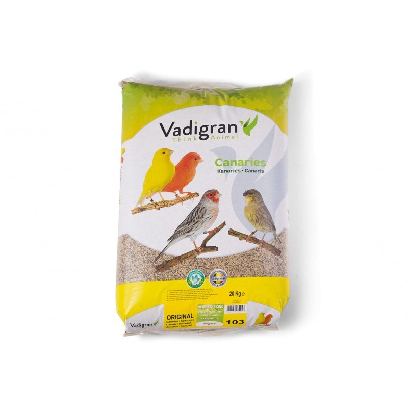 Mélange de graines Canaris Original Vadigran