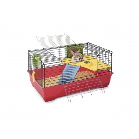 Cage à lapin Ronny 80-Imac-05853