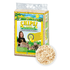 Litière Chipsi Citron-Chipsi Pet Bredding-00000