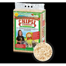 Litière Chipsi Fraise