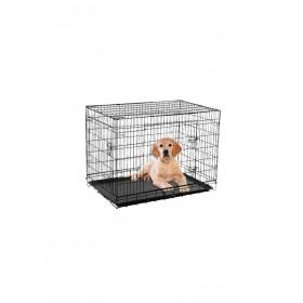 Cage d'éducation métallique