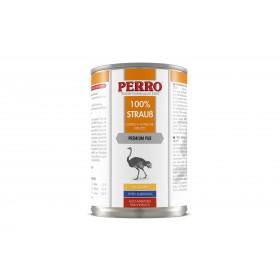 Paté Perro Premium Pur - Autruche