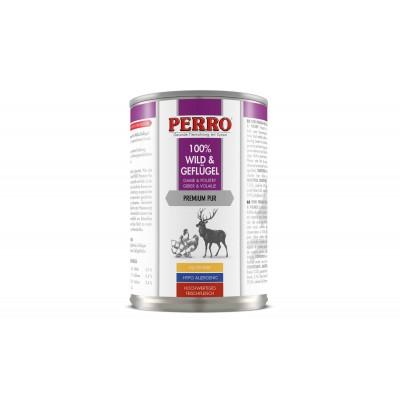 Perro Patée Perro Premium Pur - Gibier 181207