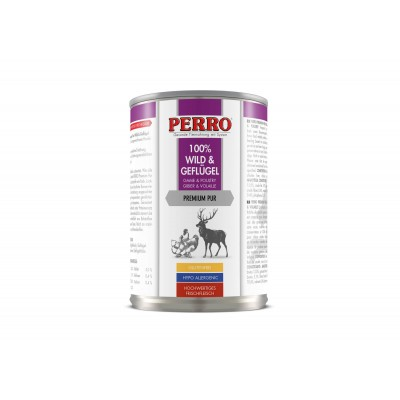 Patée Perro Premium Pur - Gibier-Perro-181207