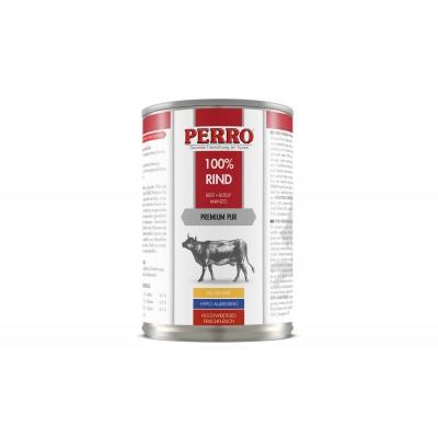 Perro Patée Perro Premium Pur - Bœuf 181204