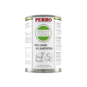 Paté Perro Sensitive Control - Agneau & Pommes de terres