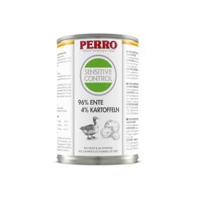 Paté Perro Sensitive Control - Canard & Pommes de terres