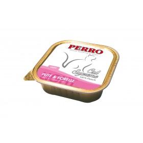Pâtée Perro Cat Supreme Light Dinde & Truite-Perro-182133