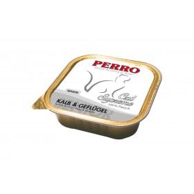 Pâtée Perro Cat Supreme Senior Veau & volaille