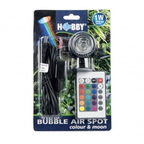 Robinet à air Hobby Bubble Air Spot colour & moon-Hobby-00677