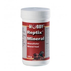 Complément alimentaire Hobby Reptix Mineral