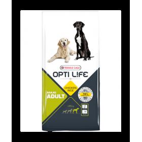 Croquettes Opti Life Maxi Adult Chiken Race-Versele Laga-431140