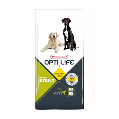 Croquettes Opti Life Maxi Adult Chiken Race
