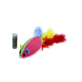 Souris géante Cat 'n' Caboodle Happy Pet-Happy Pet-10168