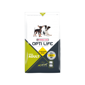 Croquettes Opti Life Mini Adult Poulet & Riz