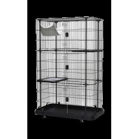Grande cage pour furet-HP Aquarium-00000