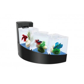 Aquarium Aqua Falls - Kit complet