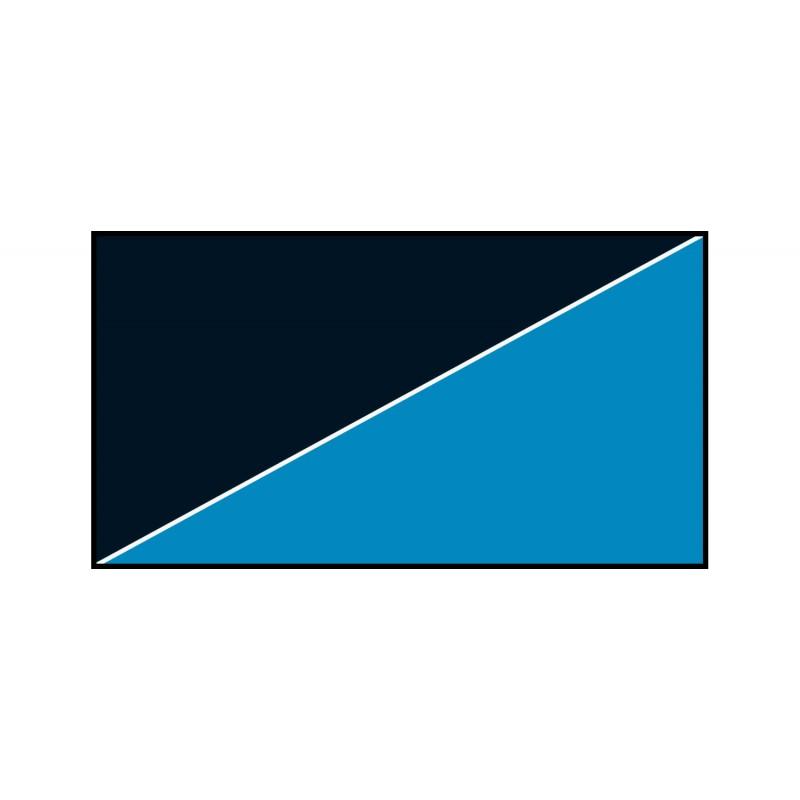 Poster Hobby Bleu/Noir