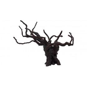 Racine artificielle Hobby Scaper Wood dark