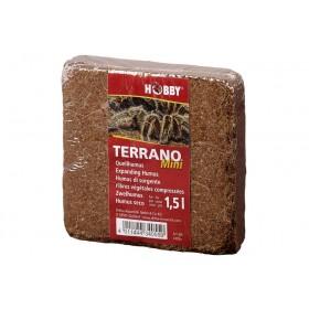 Fibres végétales compressées Hobby Terrano mini