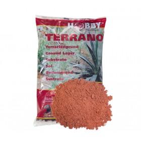 Sable du désert Hobby Terrano - Rouge