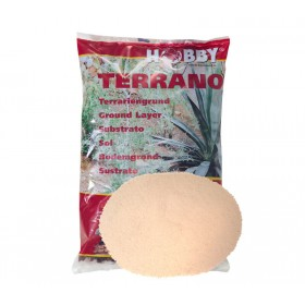 Sable du désert Hobby Terrano - Blanc